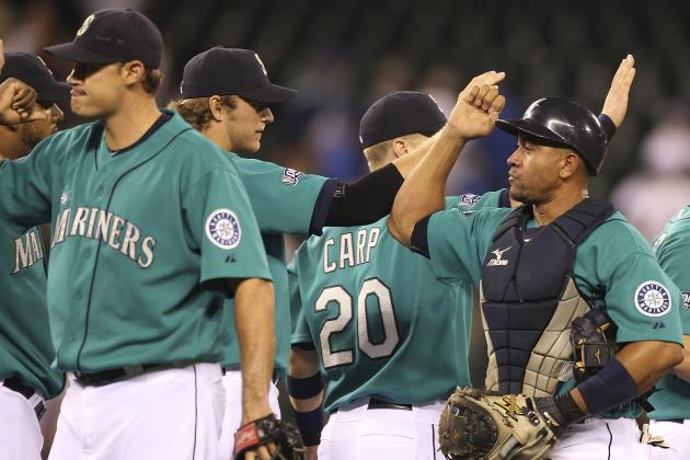 The Top Player at Every Position in the AL West: How Do the Mariners Stack Up?