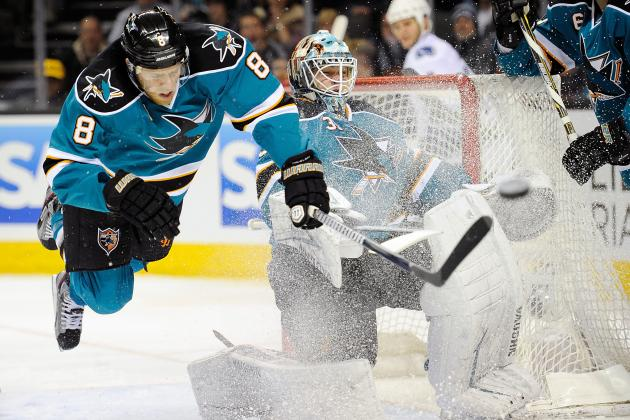 NHL Trade Deadline: Which San Jose Sharks Are Expendable?