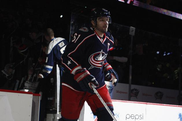 NHL Trade Rumors:Rick Nash and 10 Players We Can Expect to Be on the Move