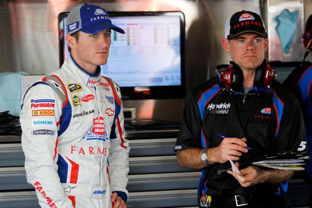 Who Moved Where? Recapping the NASCAR Silly Season Before the 2012 Daytona 500