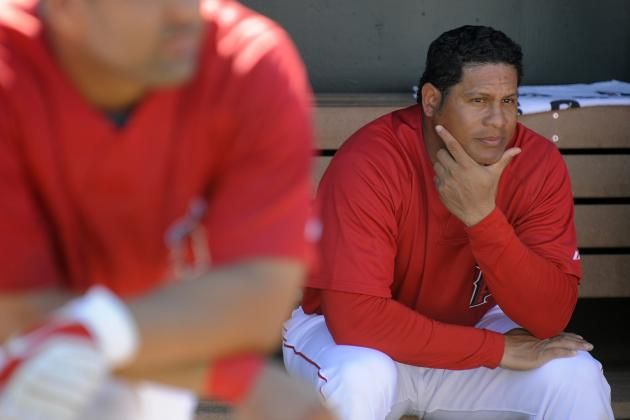 MLB Spring Training 2012: 8 Veterans Who Will Lose Starts to Younger Players
