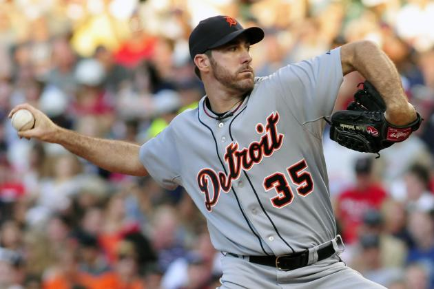 2012 MLB Predictions: Top 7 AL Cy Young Candidates Entering Spring Training