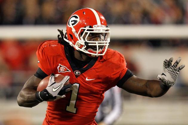 Georgia Bulldogs 2011 Dream Team: Shakin' It Up in 2012