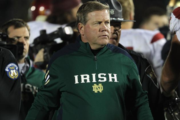 Re-Ranking the 2012 Recruiting Classes with Davonte Neal's Notre Dame Commitment