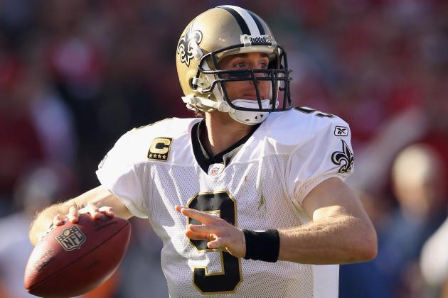 5 Reasons Drew Brees Will Be the 2012 NFL MVP