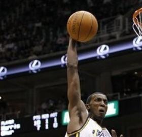 2012 NBA All-Star Slam Dunk Contest Video Preview: Jeremy Evans