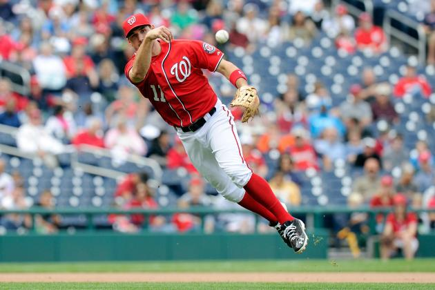 Ryan Zimmerman: 5 Teams Who Should Sell the Farm for the Washington Nationals 3B