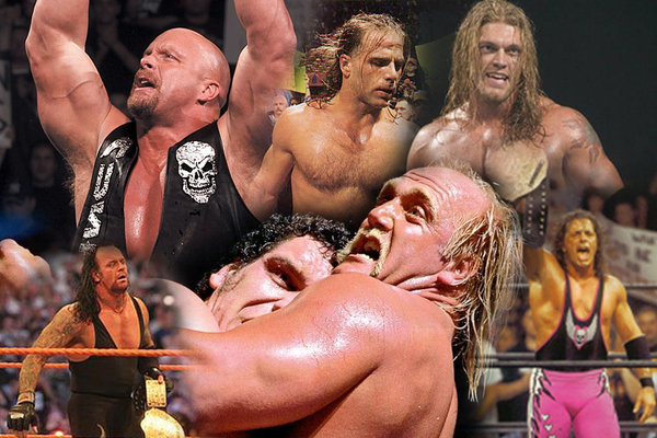 WWE WrestleMania Celebrations: The Dossier of WrestleMania Legends