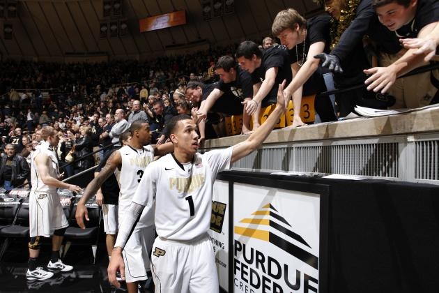 NCAA Tournament Bubble Breakdown:  Purdue vs. LSU
