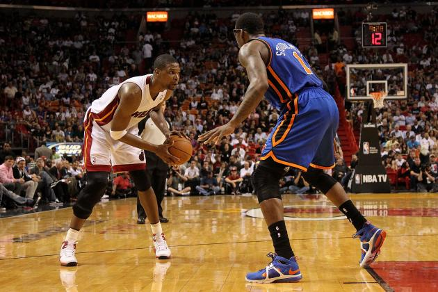 New York Knicks: 5 Must-Win Matchups in Miami