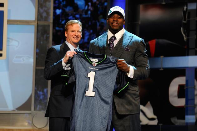 Seahawks 2012 Mock Draft: 5 Possible Trades Seattle Could Make in the 1st Round