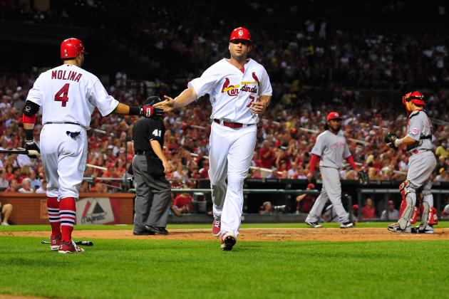 Post Albert Pujols St. Louis Cardinals and 8 Keys to Success in 2012 MLB Season