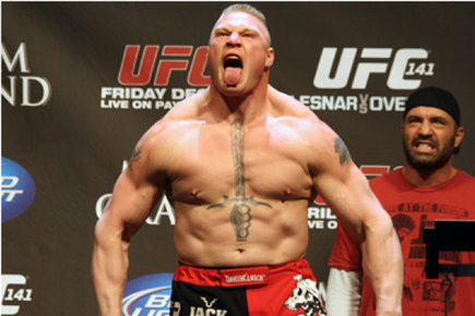 Brock Lesnar, BJ Penn and 10 Fighters MMA Will Miss