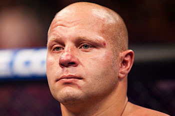 The Rise and Fall of Fedor Emelianenko