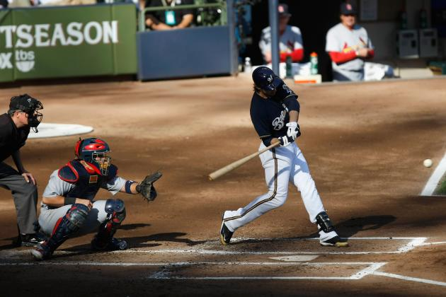 Ryan Braun PED Suspension Overturned: Several Brewers' Fantasy Values Rise