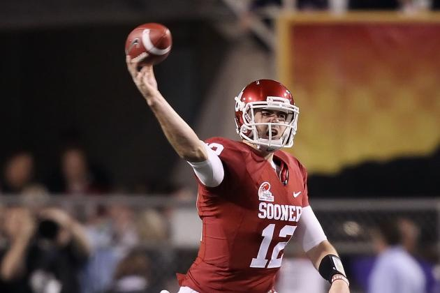 Oklahoma Football: 5 Bold Predictions for Landry Jones' Senior Season