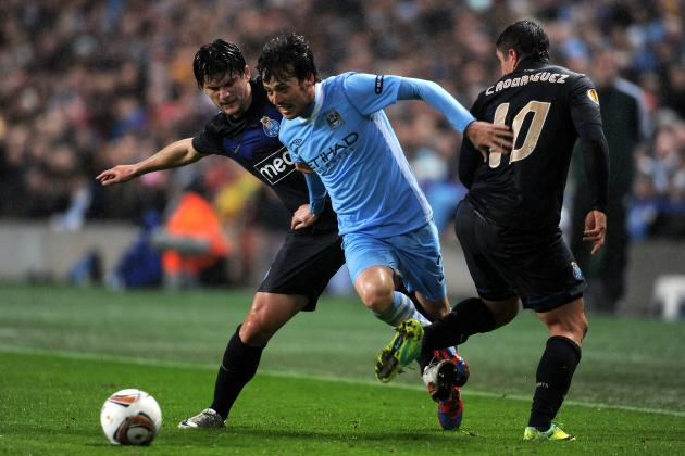 Manchester City V FC Porto: 5 Things We Learned from the Europa League Showdown