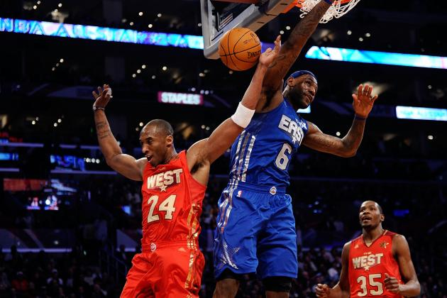 2012 NBA All-Star Game: Odds on Who Will Dunk First and Dunk the Most