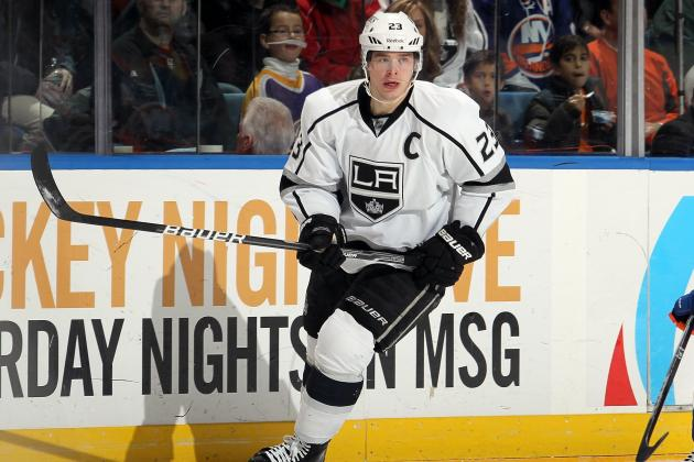 NHL Trade Rumors: New York Rangers Should Pursue LA Kings' Dustin Brown