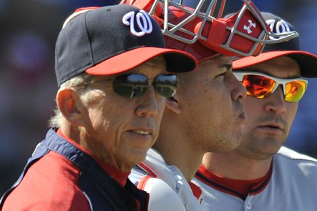 MLB Washington Nationals: Davey Johnson's Opening Day Lineup