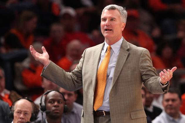 Illinois, UCLA and 5 College Basketball Teams That Must Make Coaching Changes
