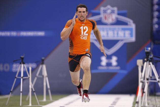 2012 NFL Mock Draft: Setting Pro Bowl Odds for Every Rookie