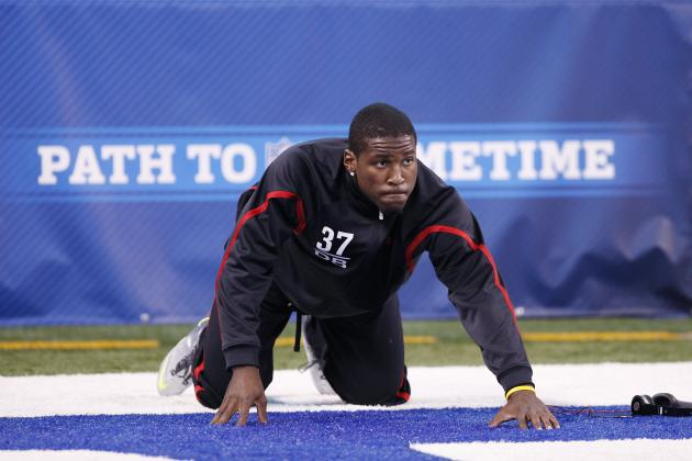 NFL Combine 2012: Players to Watch in Each Combine Drill Saturday