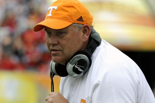 Tennessee Volunteers: 4 Most Heartbreaking Losses Since Phillip Fulmer Left