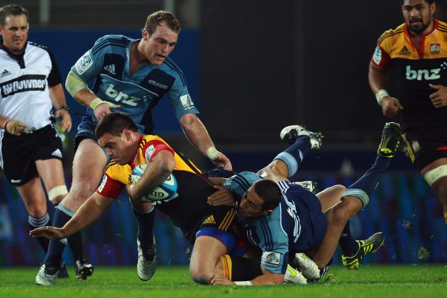 Super Rugby: A Positional Breakdown of Chiefs vs. Blues