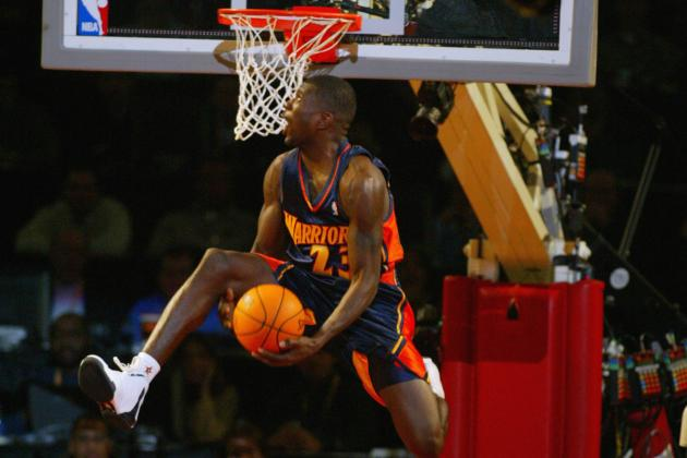 NBA Slam Dunk Contest: Top 20 Dunks of All Time