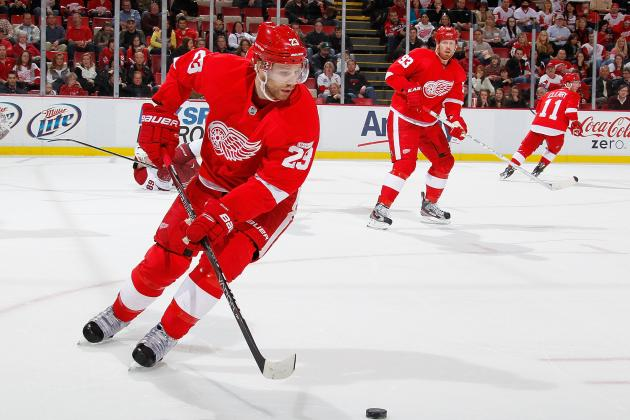 Detroit Red Wings: Five Players Who Could Go at the Trade Deadline