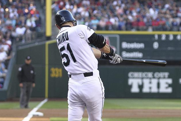 Seattle Mariners: 10 Reasons Ichiro Will Shine in the No. 3 Spot
