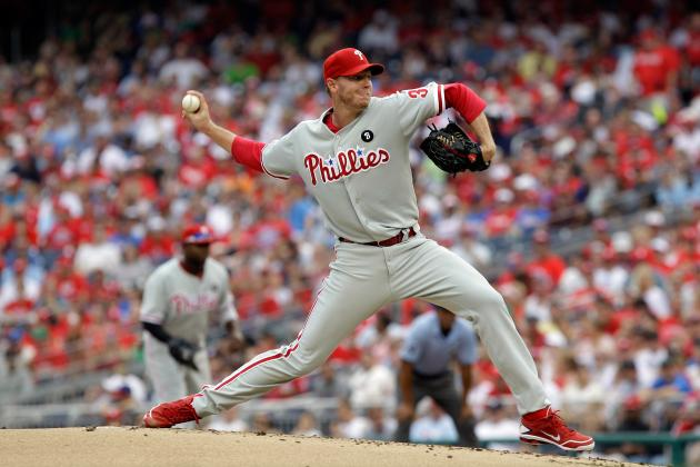 Philadelphia Phillies: Ranking the 10 Most Valuable Phillies in 2012