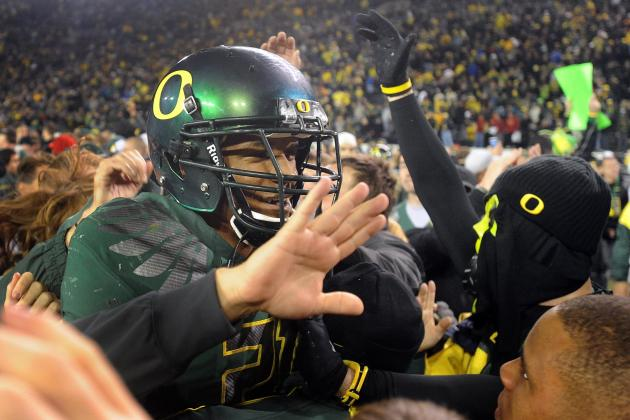 Oregon Football: Ranking the Top 12 Ducks Games in the Chip Kelly Era