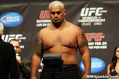 UFC 144 Fight Card: Questions We Have About Mark Hunt