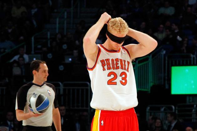 NBA Slam Dunk Contest 2012: Ranking the 5 Best Dunks