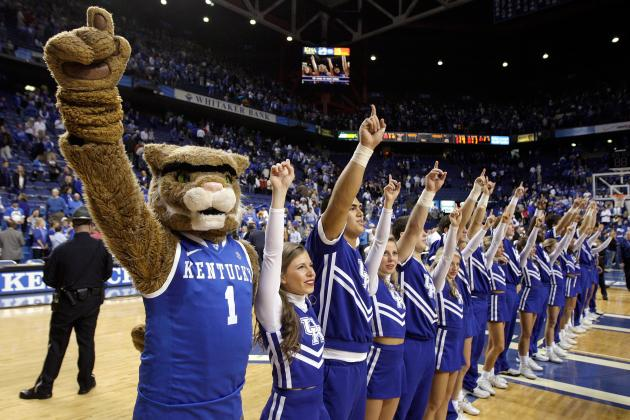 NCAA Basketball: Kentucky, Harvard, and the Top 10 Home Winning Streaks