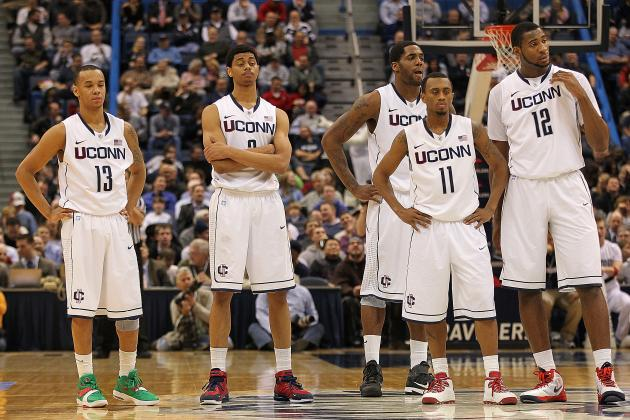 Syracuse vs. UConn: 5 Things Huskies Must Do to Pull off Upset