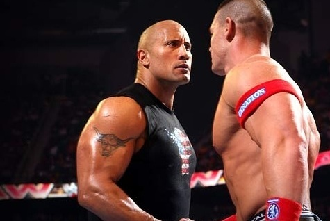 John Cena and the Rock: 5 Similarities