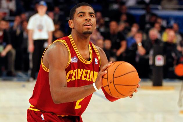 Kyrie Irving: How Does the Cavs Star Rookie Compare to the NBA's Elite PG's?