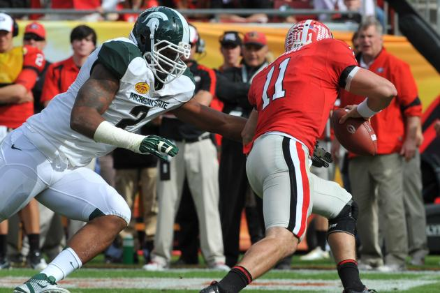 Michigan State Spartans: Bold Predictions for the Spartans in 2012