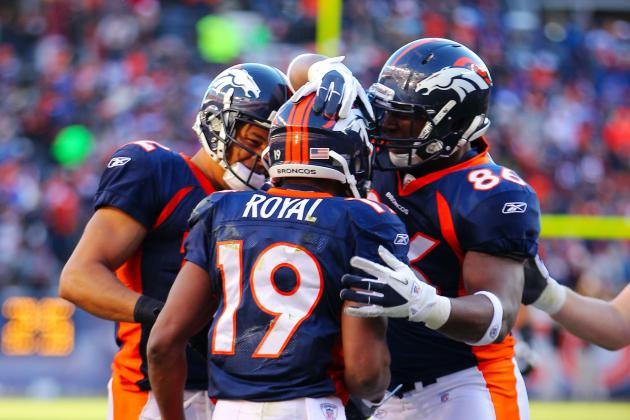 Denver Broncos Free Agency: Tracking 2012 Signings, Targets and Rumors
