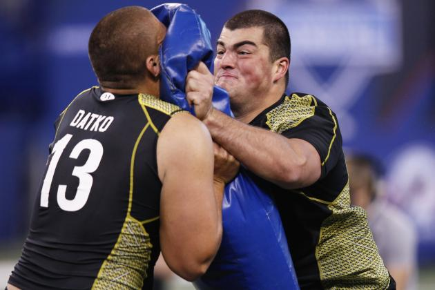 NFL Combine 2012: 5 Offensive Linemen Better Than Their Numbers