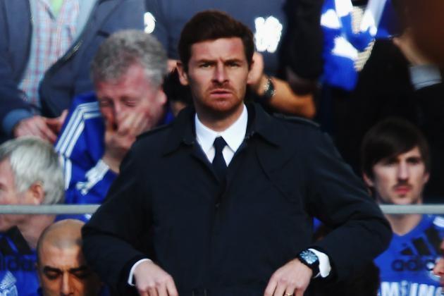 Chelsea FC: Ranking Andre Villas-Boas' Wins as the Chelsea Manager (With Video)