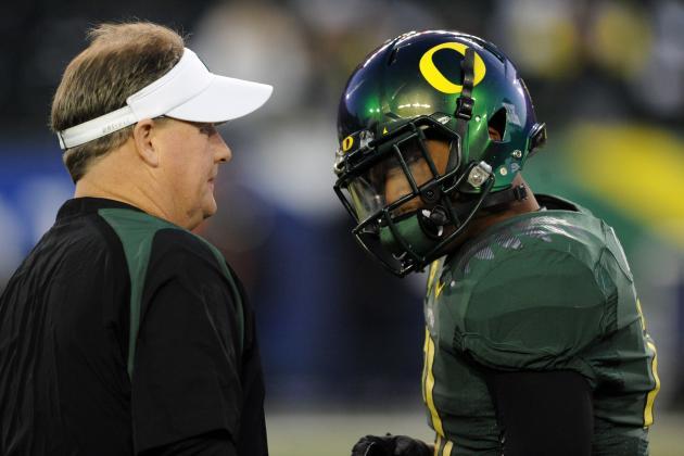 Oregon Football: Ranking the Ducks' Potential NFL Draft Picks for 2013