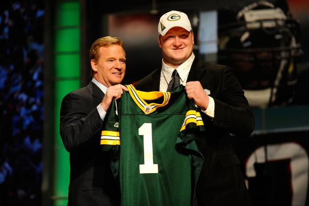NFL Draft 2012: 5 1st Round Picks Who Can Replace NFC North Starters