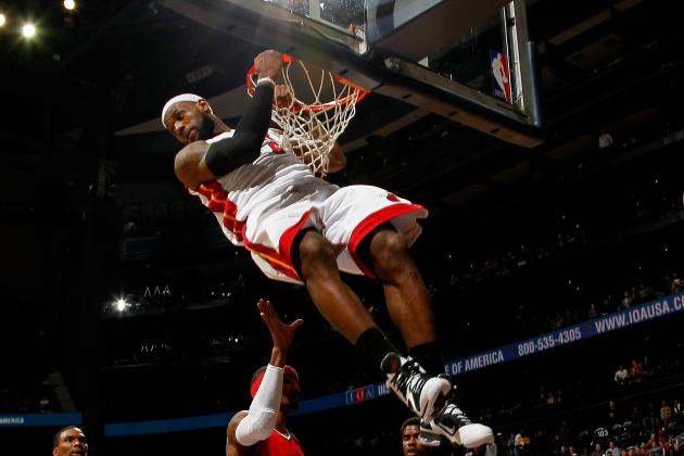 NBA All-Star Weekend: Dunk Contest Needs Better Talent