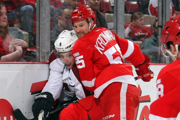 NHL Trade Rumors: 4 Reasons Red Wings Need to Make a Move