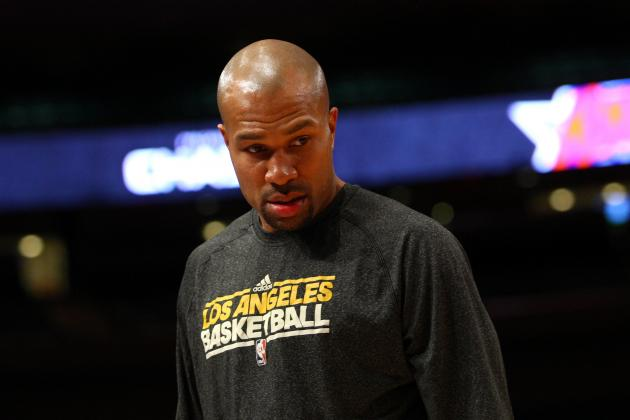 Derek Fisher and 10 Players Who We Wish Would Just Retire