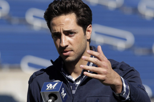 Ryan Braun and 9 Others Who Will Slump in 2012